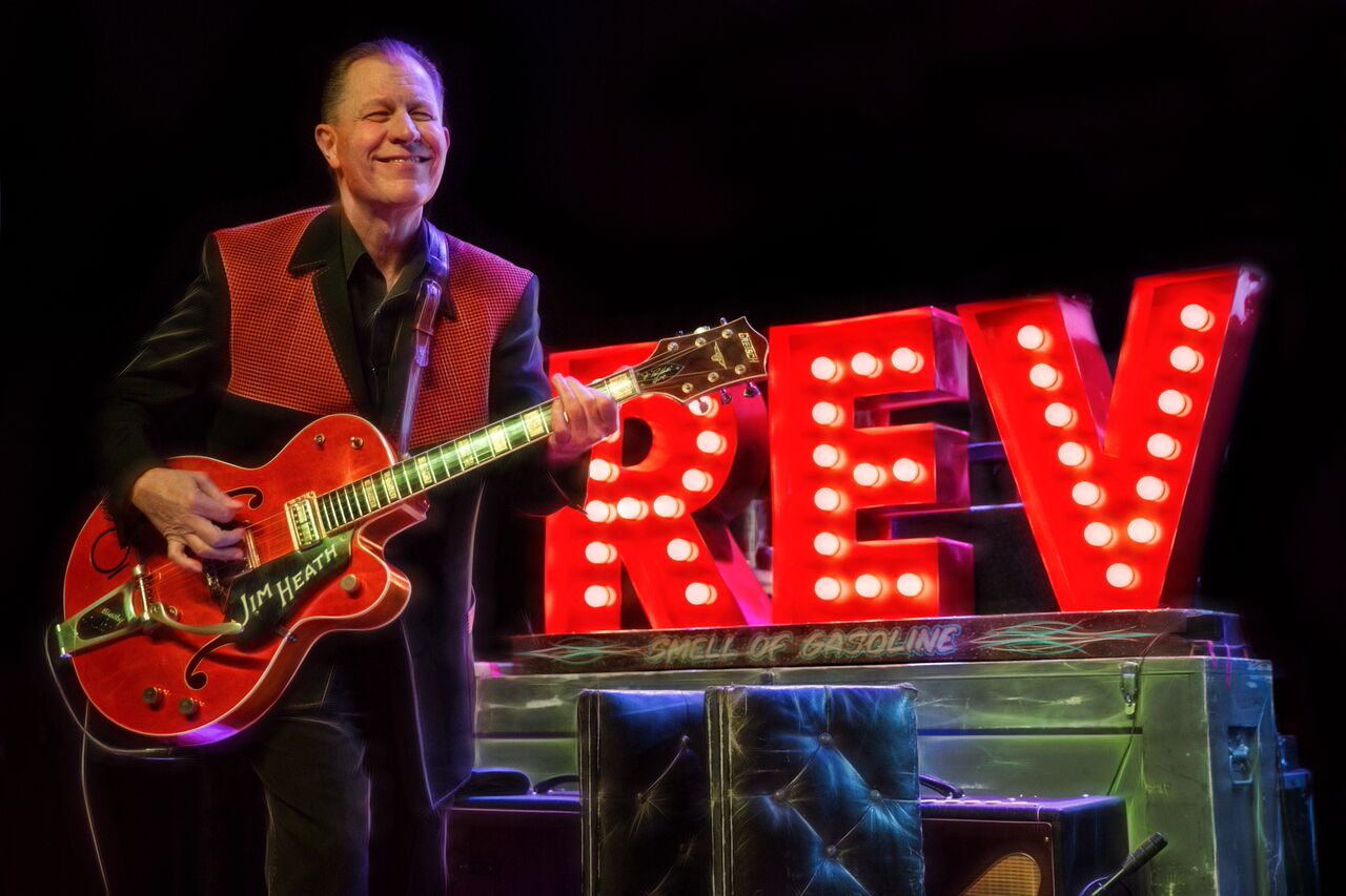 'Music is more than enough': The Reverend Horton Heat not so crazy after all these years