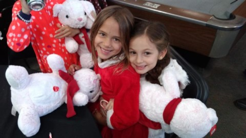 Club hosts 100 kids for holidays