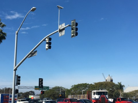 License plate readers go live at Carlsbad intersections