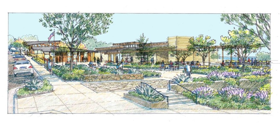 Rules developing for civic center