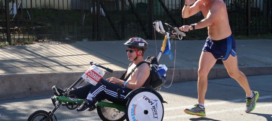Team Hoyt San Diego readies for annual fund-raising run