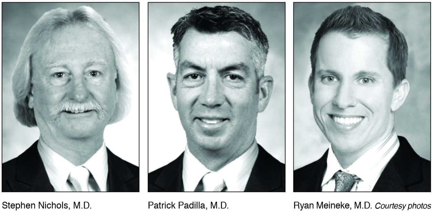 Encinitas orthopedic team joins forces with DOC