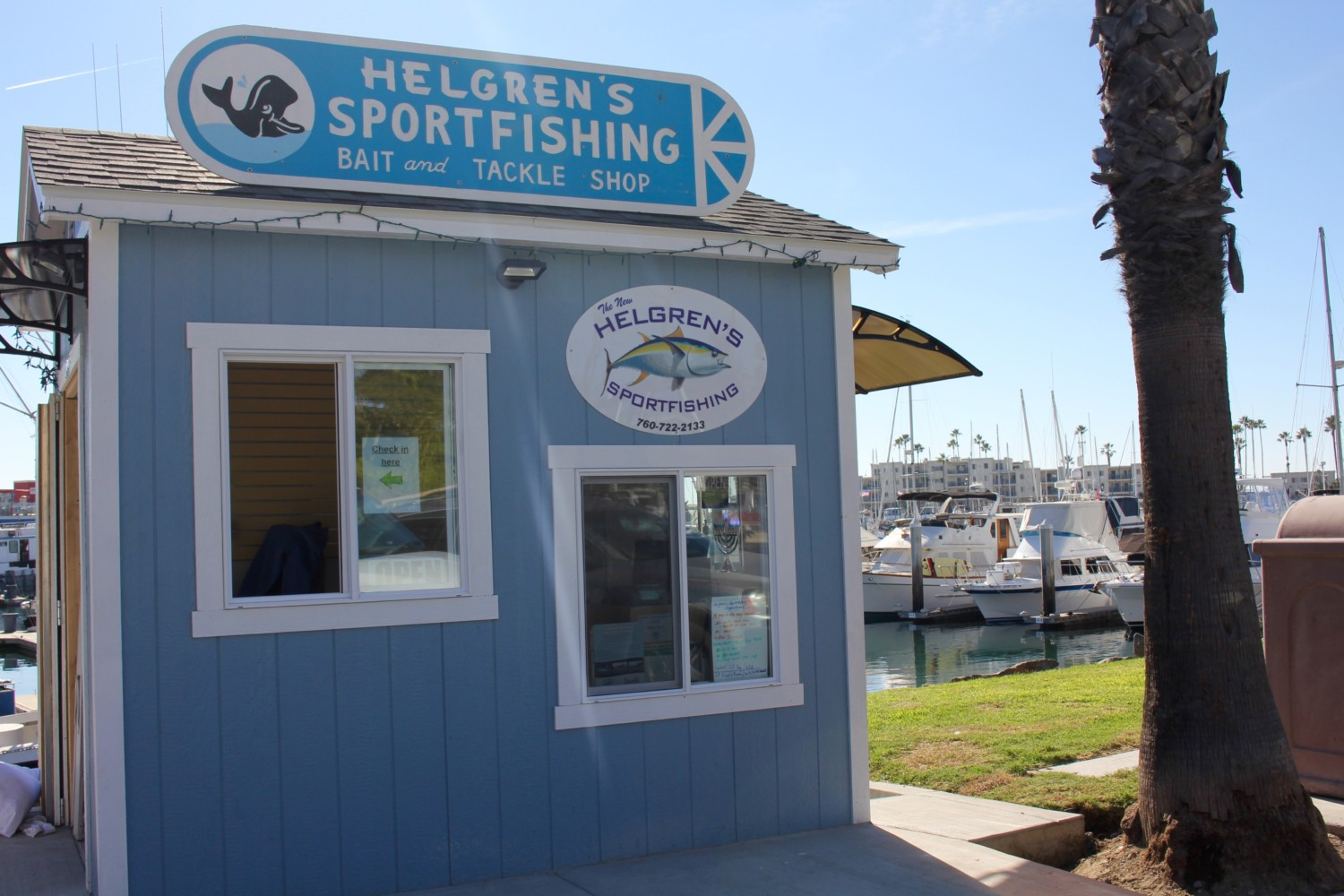 Fishing companies move into new harbor addresses