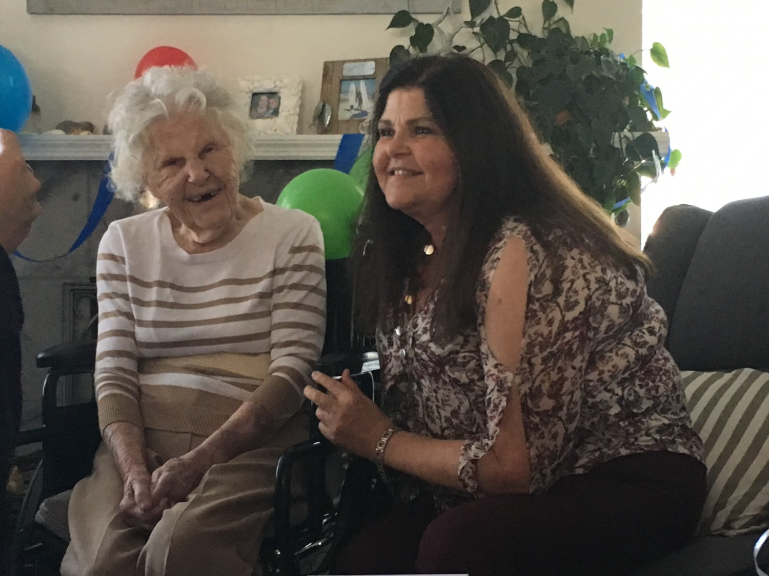 Carlsbad woman celebrates 100 years