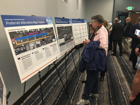 Residents turn out for airport master plan meeting