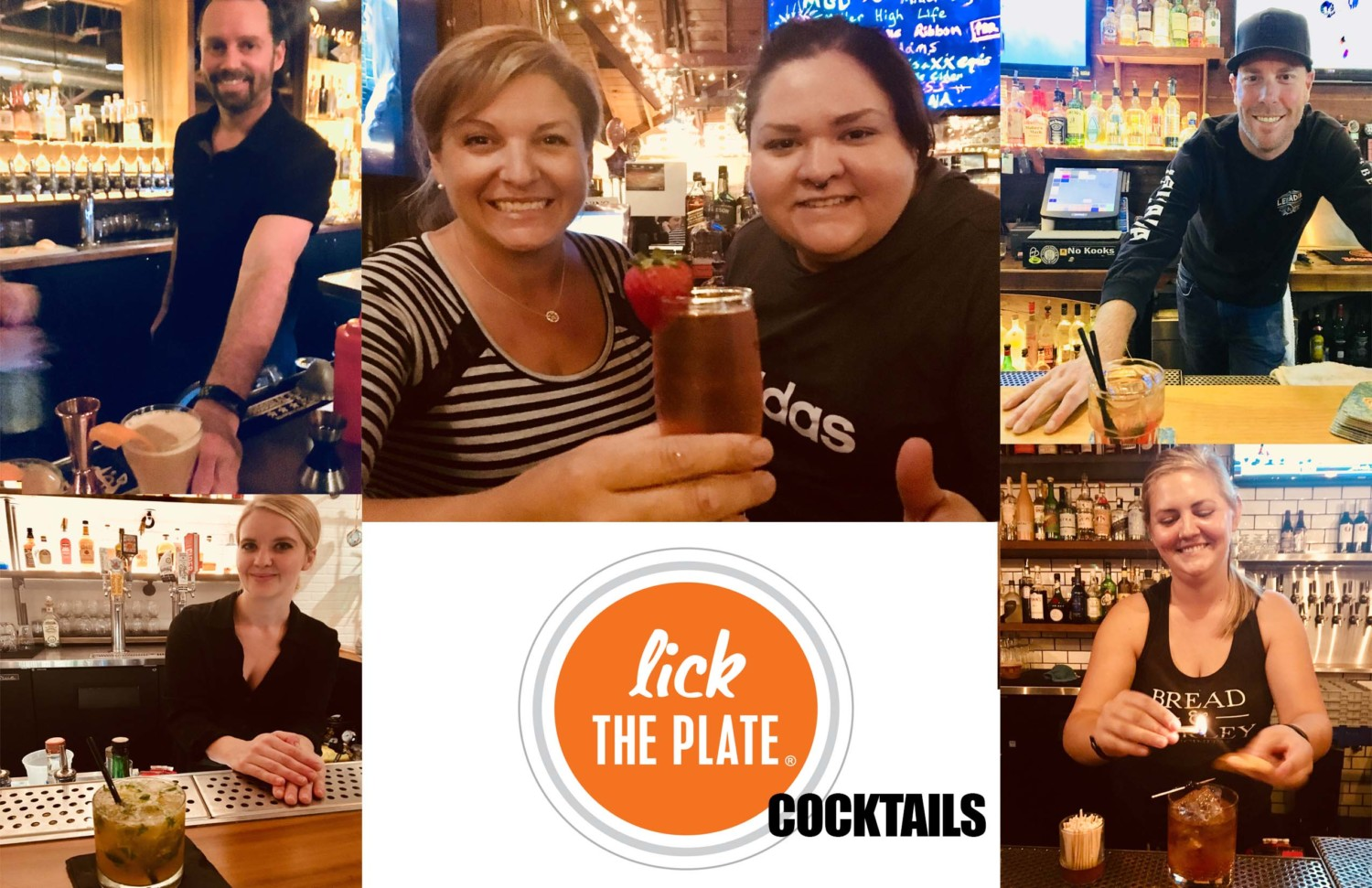 Lick the Plate's go-to cocktails in Encinitas