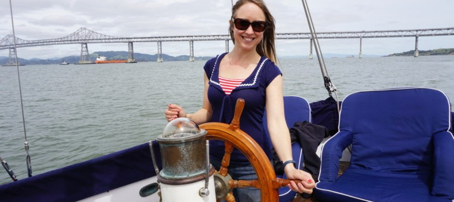 Hit the Road: In the sailboat lifestyle, adventure always around the bend