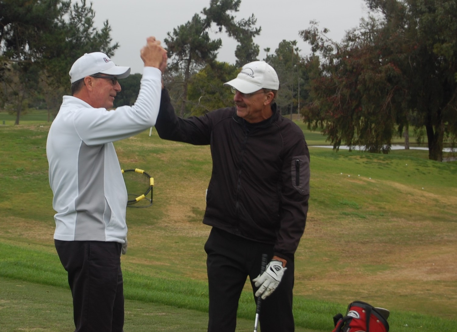 Golfers tee off big time to help wounded warriors