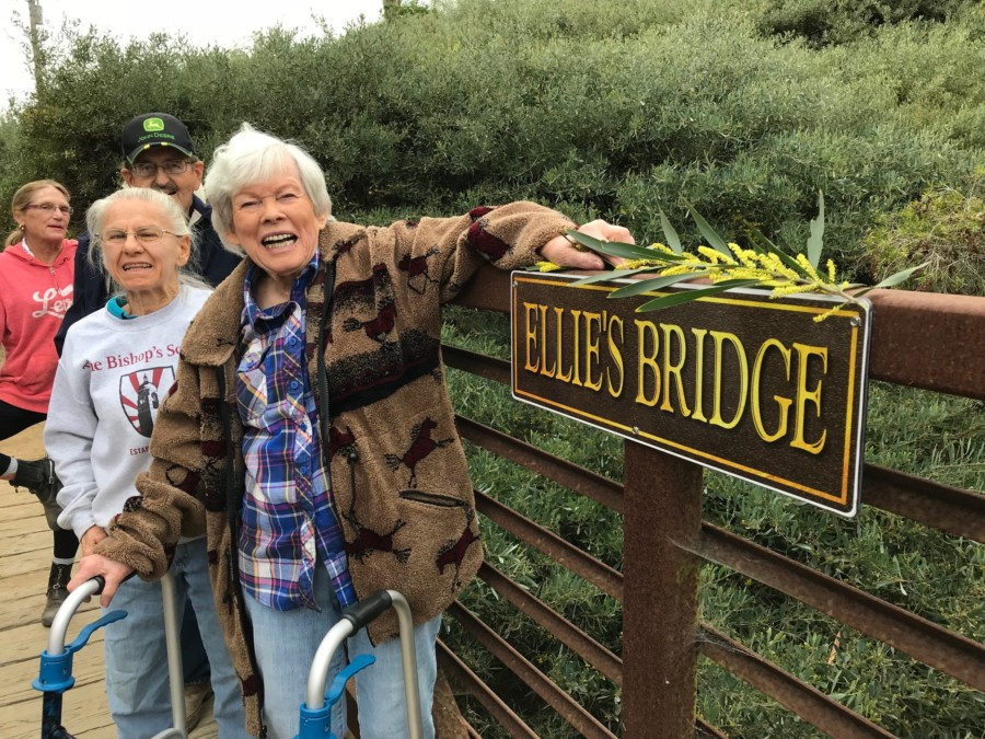 Bridge renamed to honor trails advocate