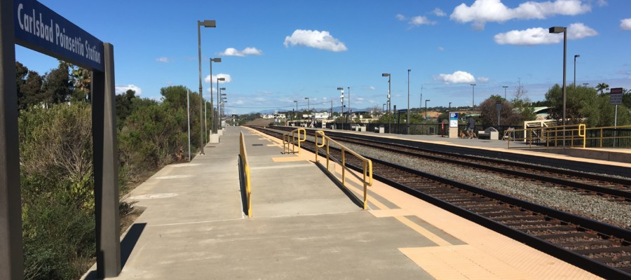 Poinsettia Station to get rail improvements