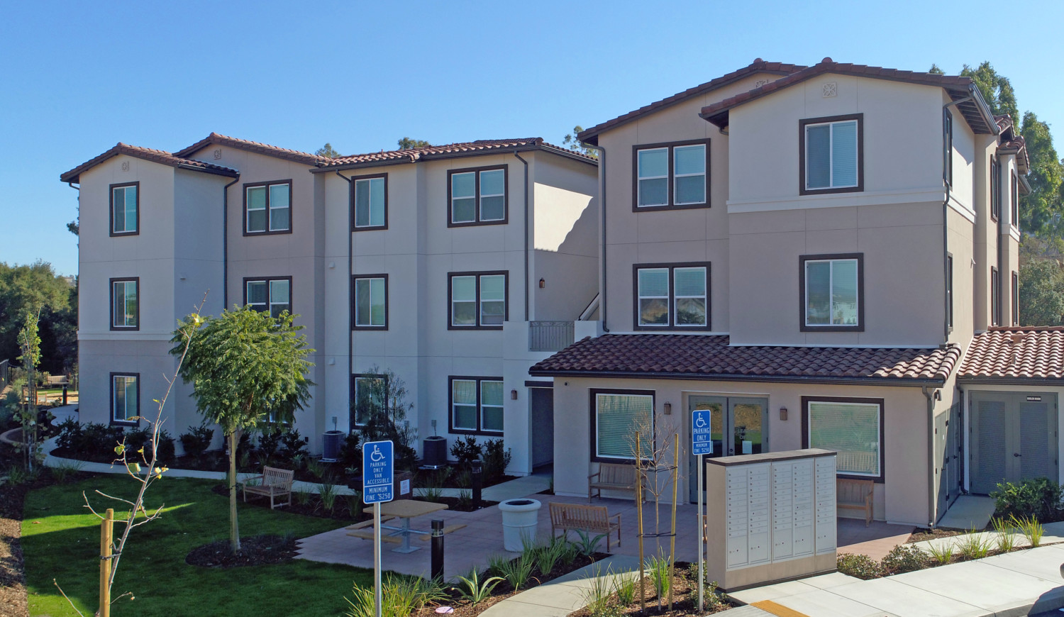 First families move into affordable housing complex