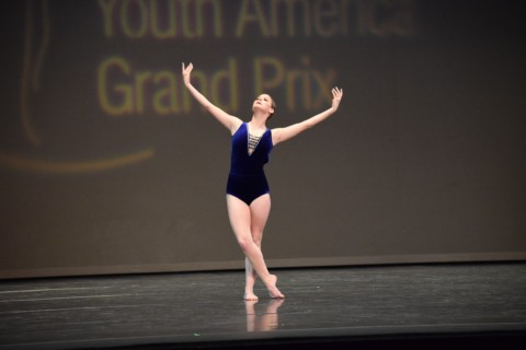 Hundreds compete at regional ballet semifinals