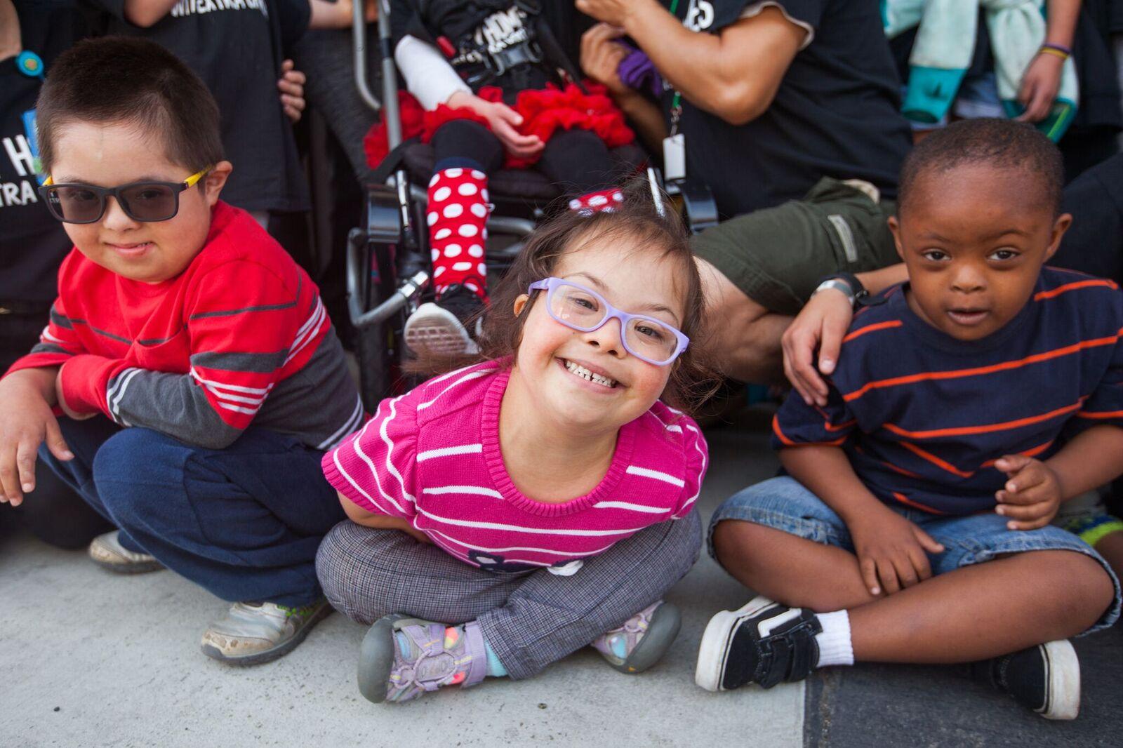 Elementary school celebrates World Down Syndrome Day