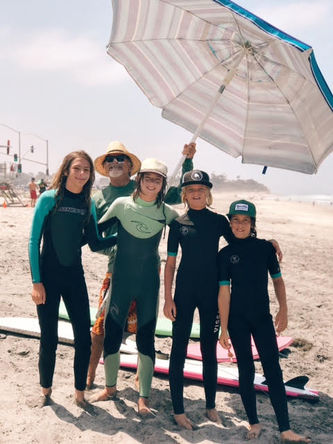 Waterspot: The surfer's way — A  good guide to health and happiness