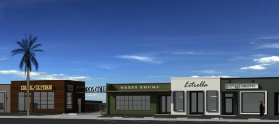 Council approves  permit for new café on South Cedros Ave