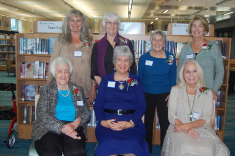 Library group celebrates 35 years