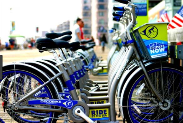 Regional bikeshare program gaining momentum