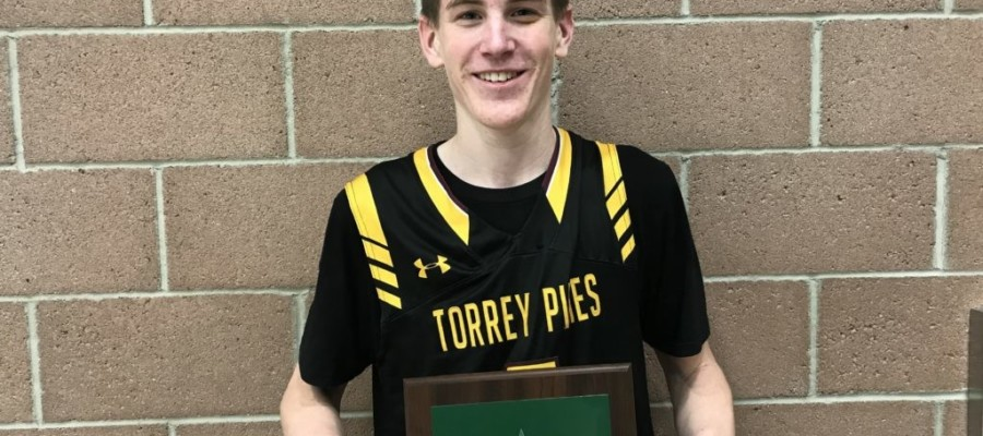 Boys basketball: Torrey Pines' Sullivan is The Coast News Player of the Year