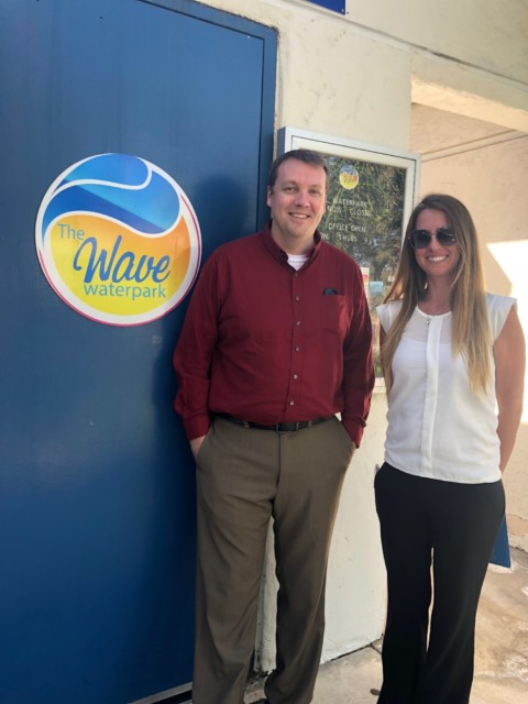 Waterpark readies for new season, recognized for safety
