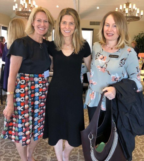 Women's Fund speaker tackles topic of life changes