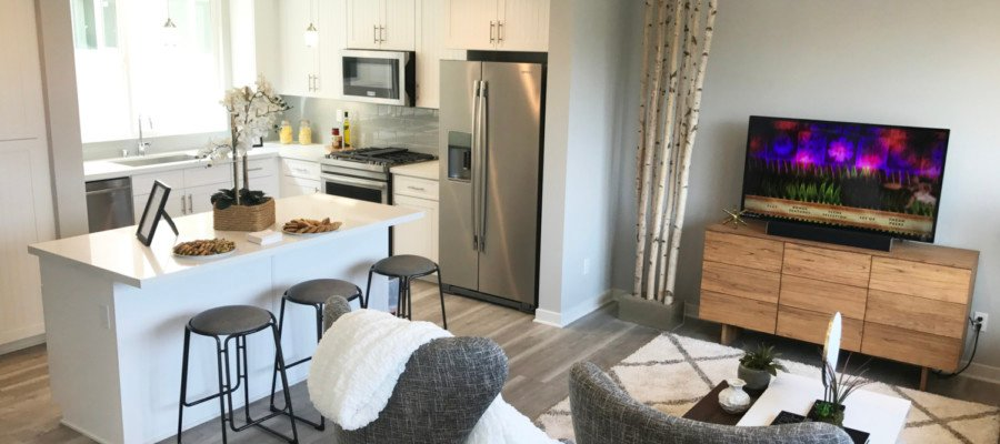 Hallmark's gorgeous townhomes in Oceanside