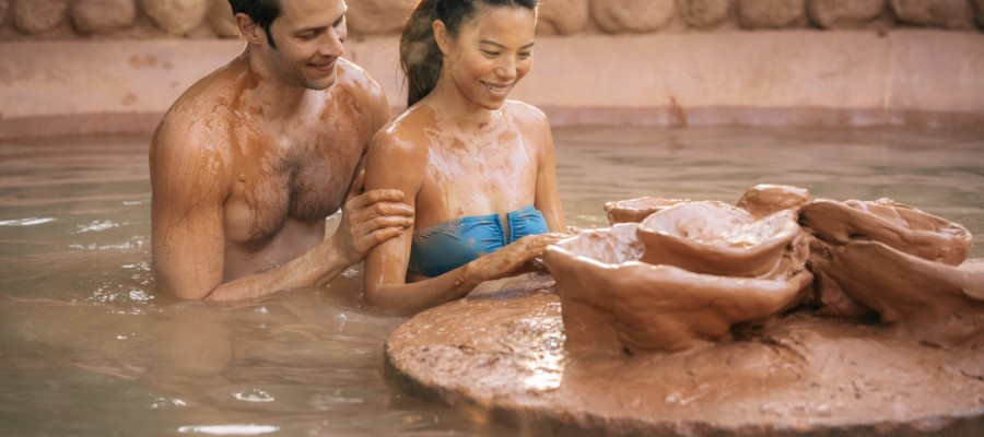 Hit the Road: Mud baths, hot springs remain a casual luxury at Glen Ivy