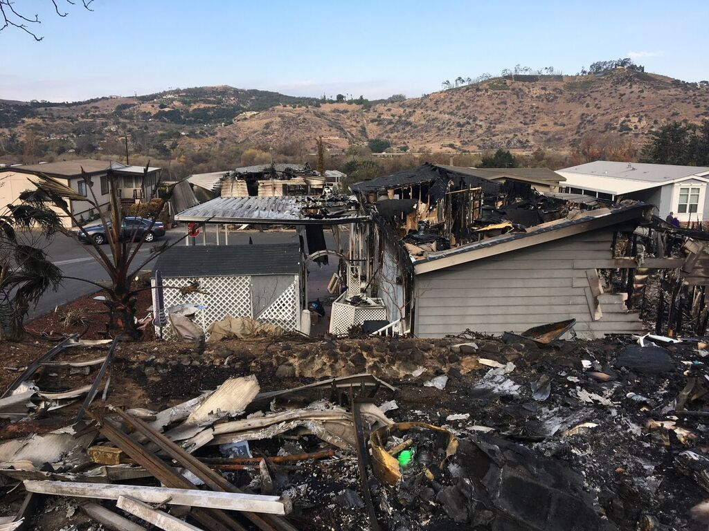 Solana Beach business helps victims of Lilac fire