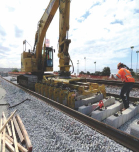 Build NCC: Night and weekend work planned for LOSSAN rail line