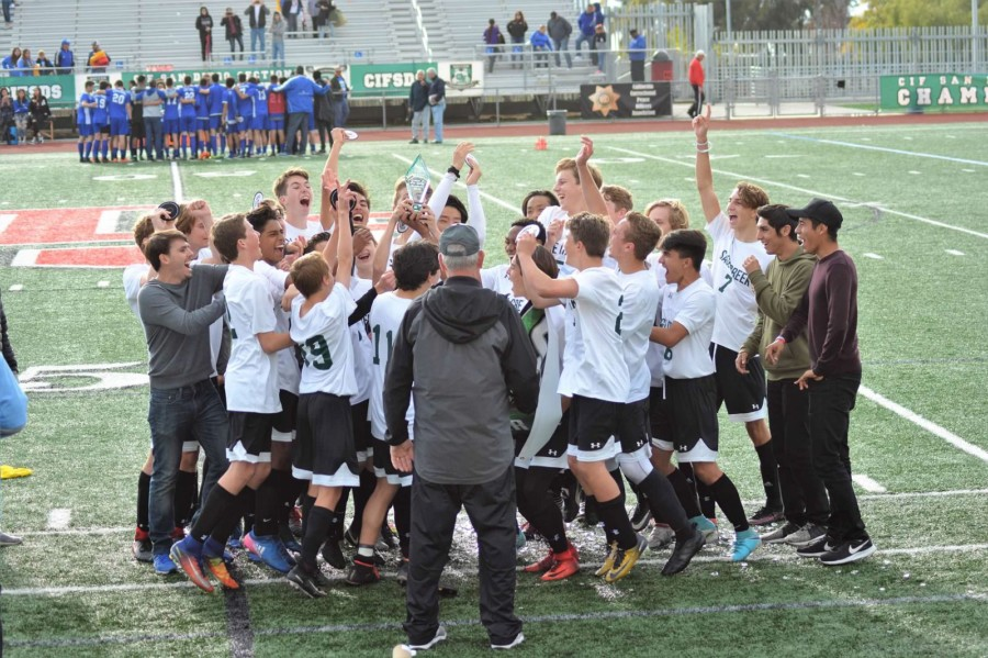 Sage Creek boys soccer completes turnaround