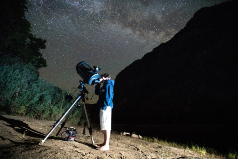 Hit the Road: Shining a light on  Dark Sky Communities