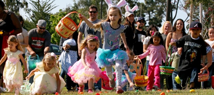 Oceanside offers a bounty of free egg hunts