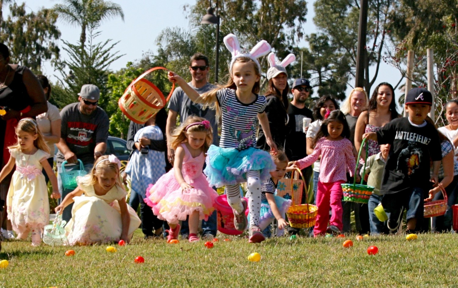 Annual Wichita Falls Egg Hunt Saturday