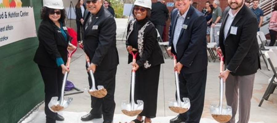 Palomar College celebrates pantry expansion
