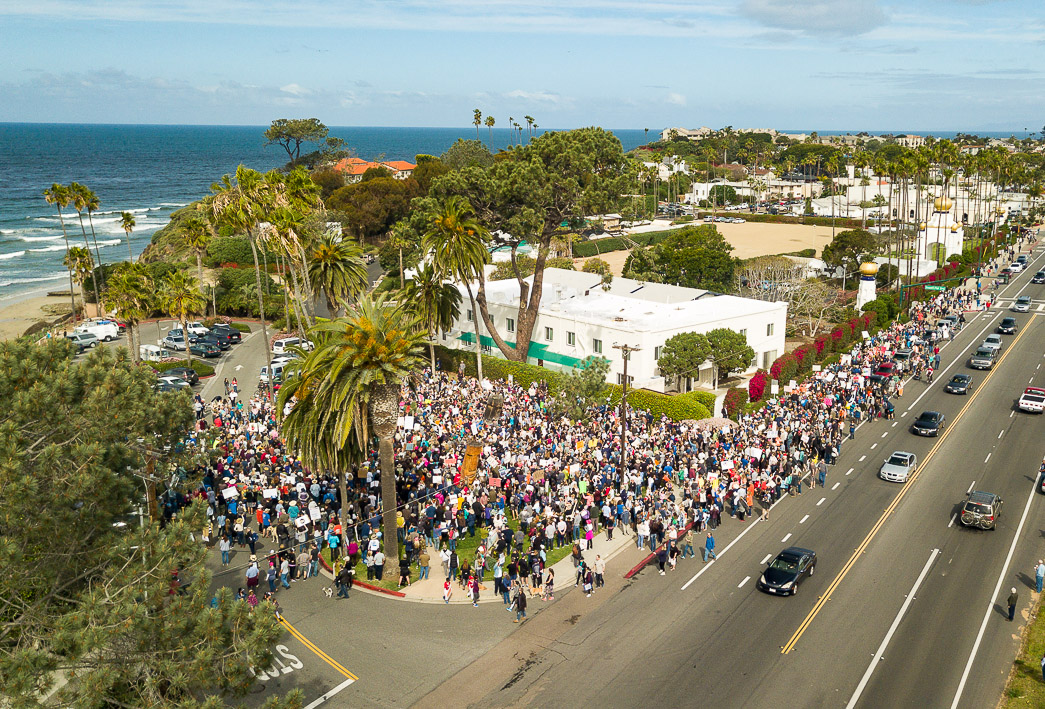 March For Our Lives — Drone Photo Gallery