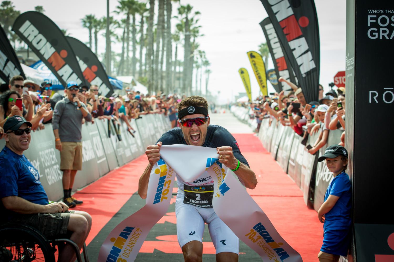 German athletes take top wins in Ironman 70.3 Oceanside