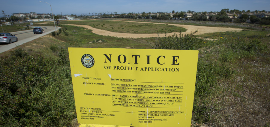 Ponto residents concerned with development proposal