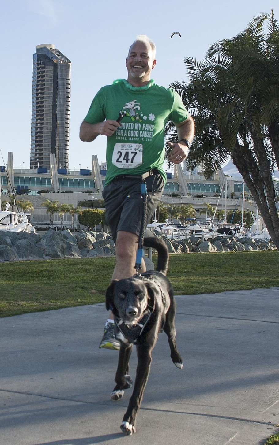 Helen Woodward's annual Puppy Love 5K raises funds and awareness