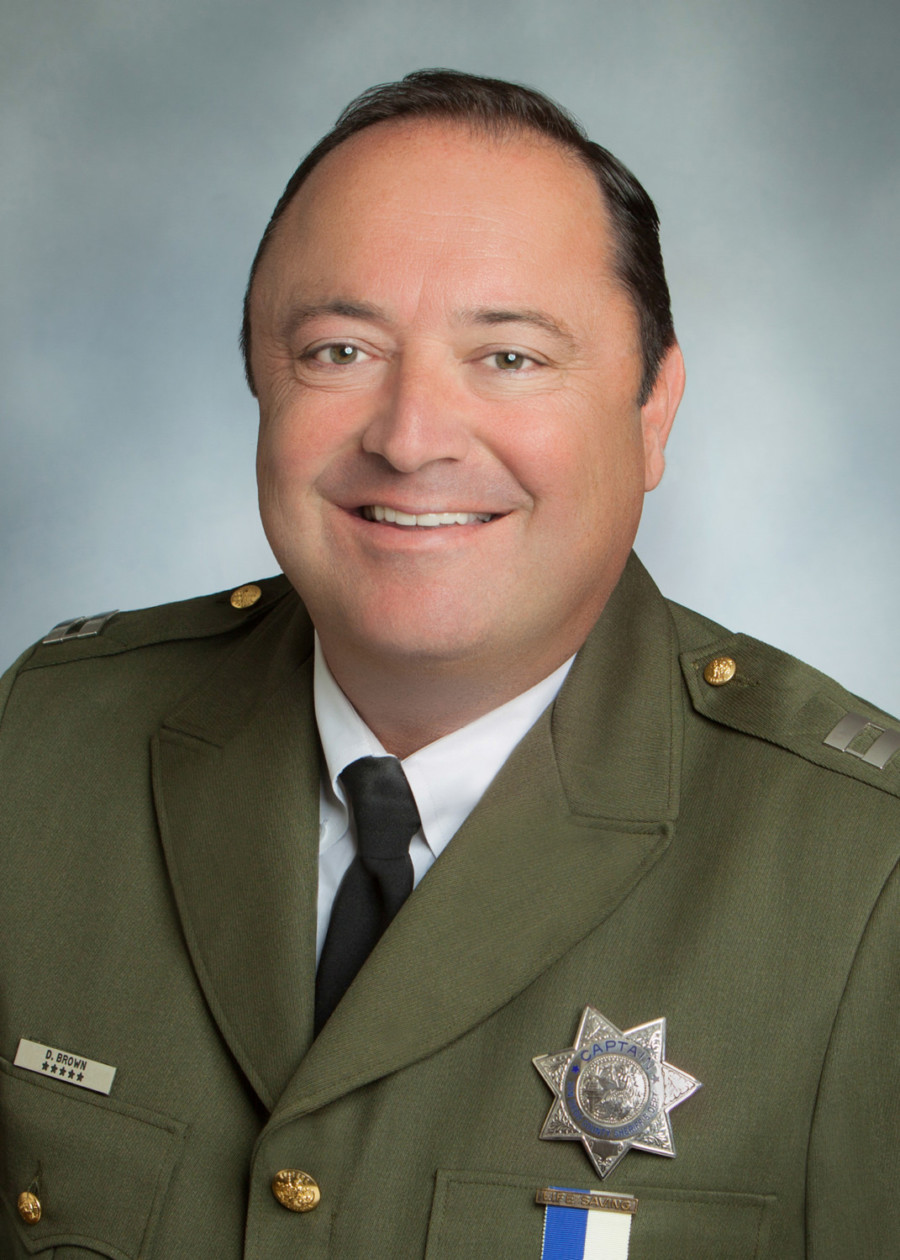 San Marcos welcomes new police captain