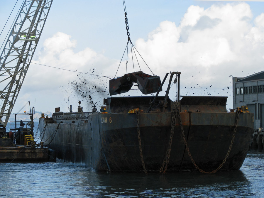 Dredging delays cause for concern