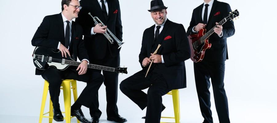 Freshman Class: Community Concerts caps season with Four Freshmen