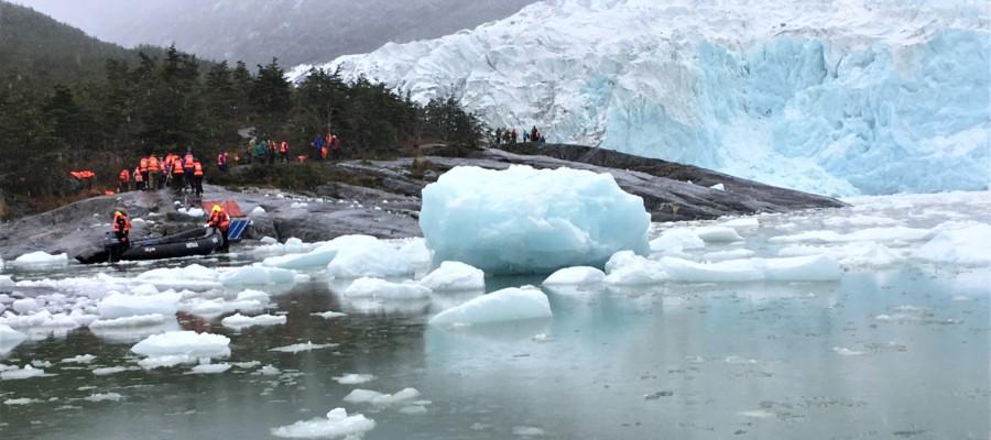 Hit the Road: Adventures on the terrain of Tierra del Fuego