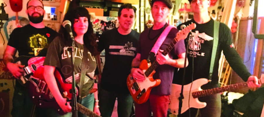 Lick the Plate: Where killer local band Dorothy & Bill eats around town