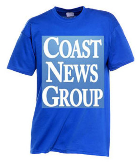 The Coast News T-shirt Design Contest