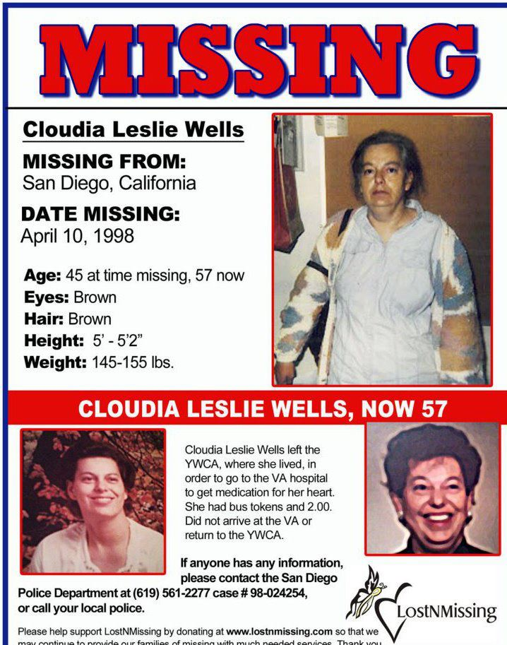 Part 2: The Search for Mrs  Wells - The Coast News Group