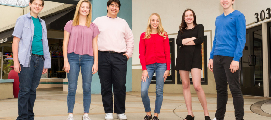 Moonlight Youth Theatre alum directs musical comedy