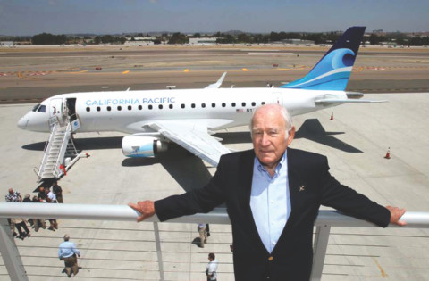 Airline CEO donates $1 million to RSF Foundation