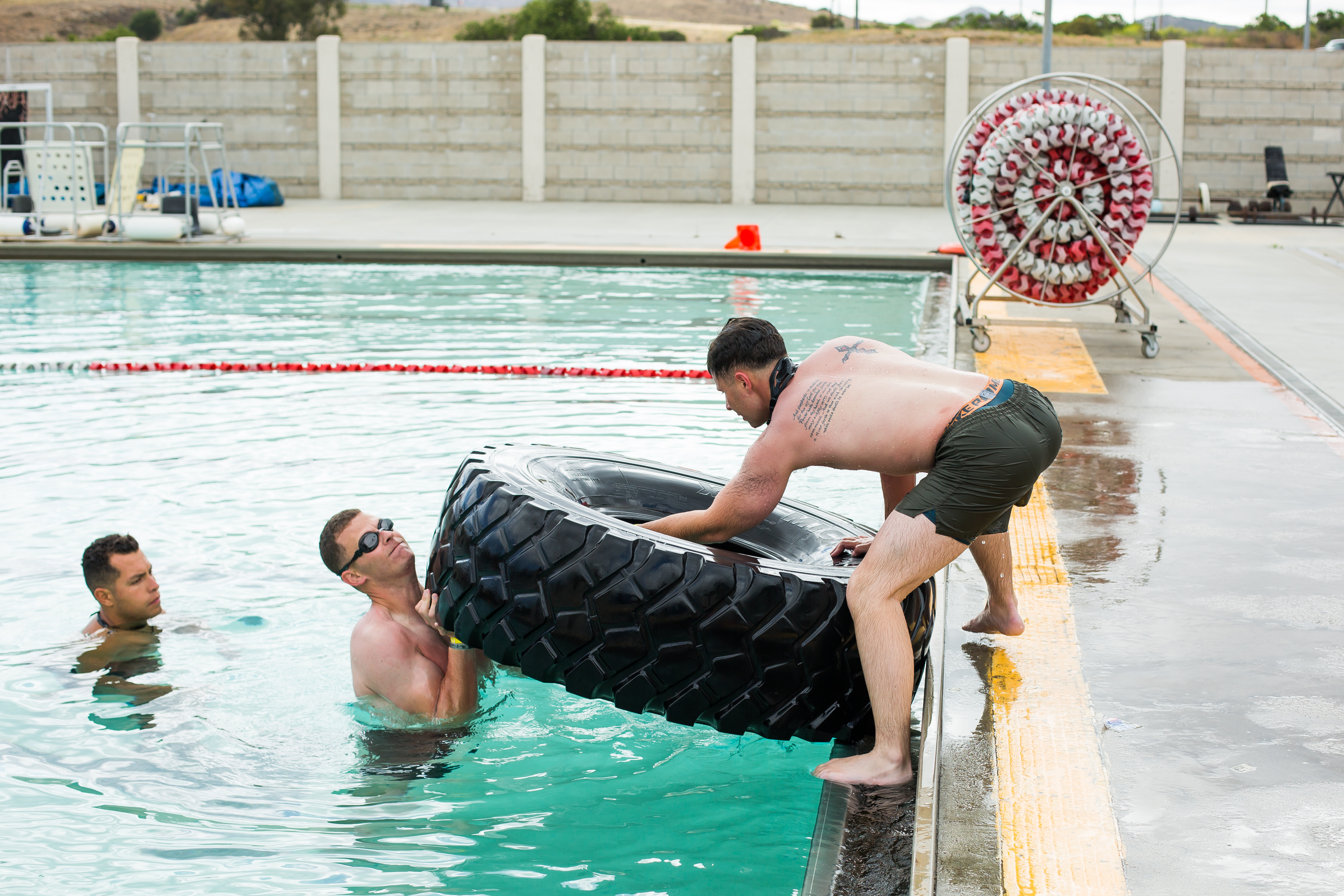 10th Annual Reconnaissance Challenge held at Camp Pendleton Thursday