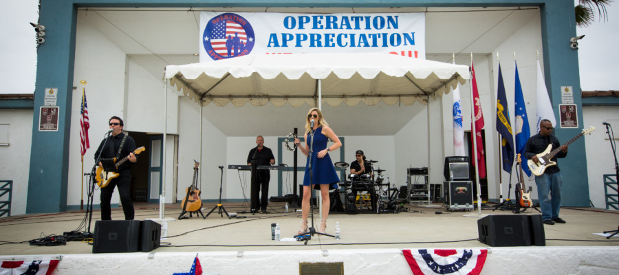 Service members celebrated at Armed Forces appreciation event