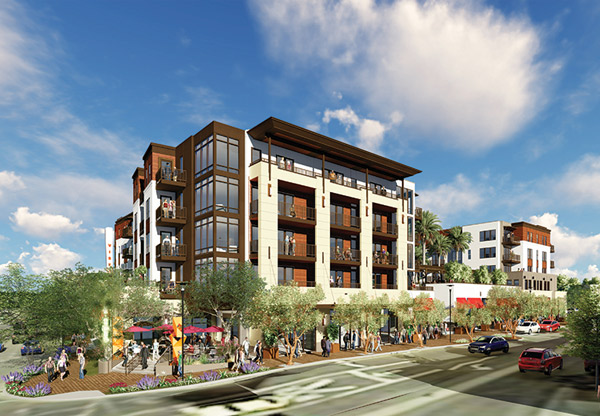 Downtown project breaks ground