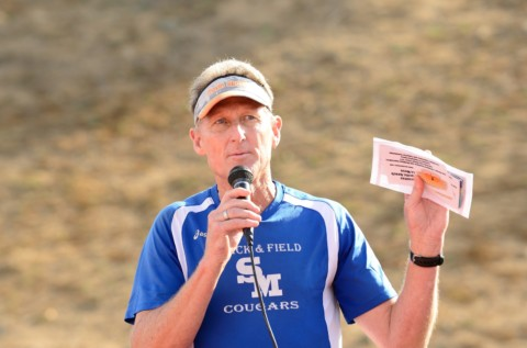 CSUSM's star track coach to retire